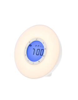 Lanaform WAKE-UP-LIGHT Multifunkčný LED rádiobudík